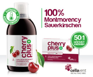 Cherry Plus Konzentrat, Cherry Plus Kapseln