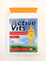 Active Vits Montmorency Cherry Capsules